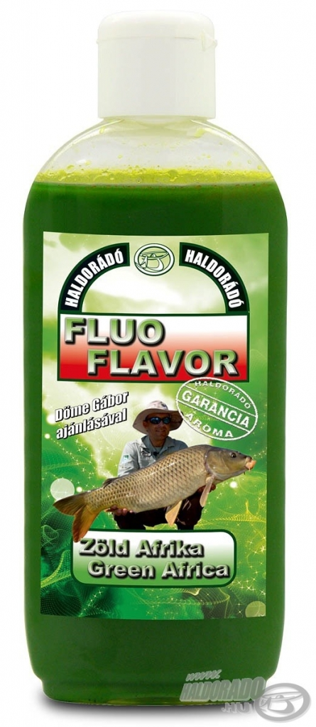 Fluo Flavor - Zöld Afrika