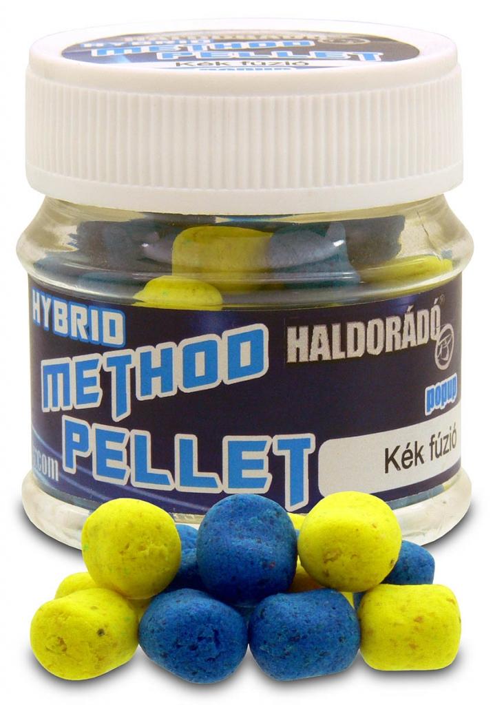 Hybrid Method Pellet - Kék Fúzió