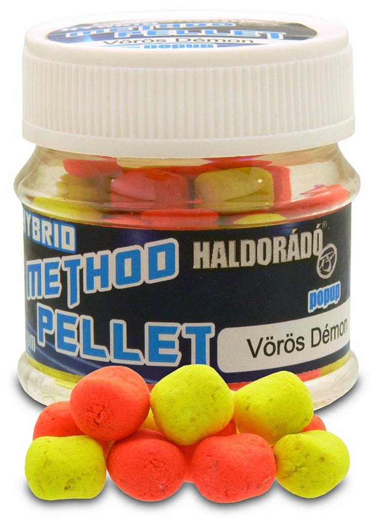Hybrid Method Pellet - Vörös Démon