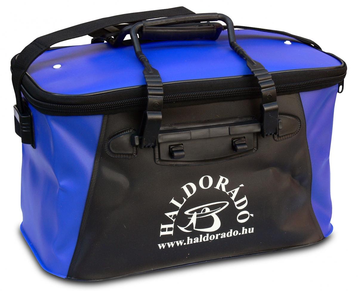 Vízhatlan szerelékes táska