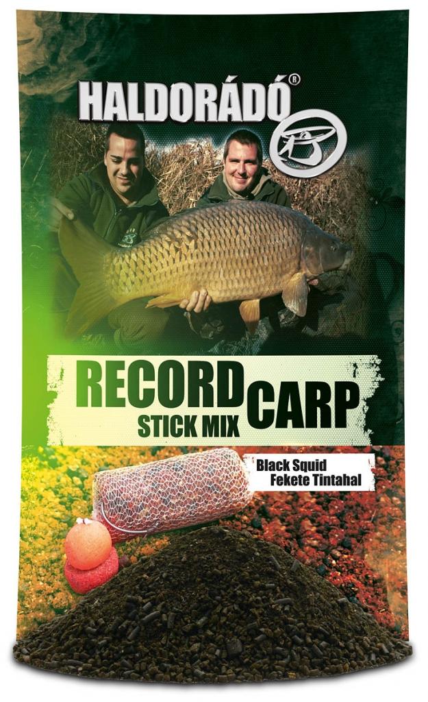 Record Carp Stick Mix - Fekete Tintahal