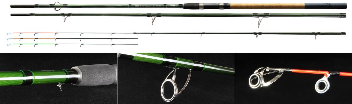 Vanity Carp Feeder M 3.30m 30-90g