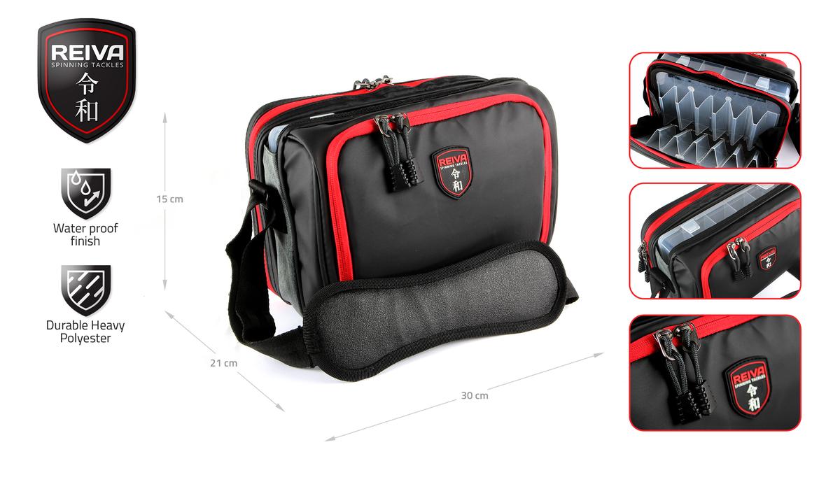 Pergetõ táska  30x21x15cm 1 dobozzal