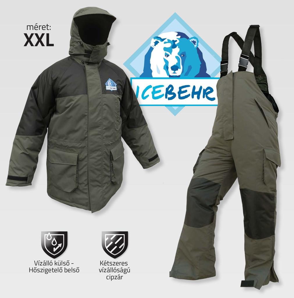 Ice Behr Extreme thermoruha XXL