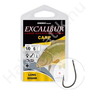 EXCALIBUR HOROG CARP LONG SHANK BN 4
