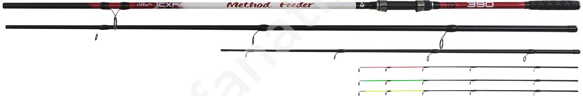 BOT CARP EXPERT METHOD FEEDER 3,90M 100-150G