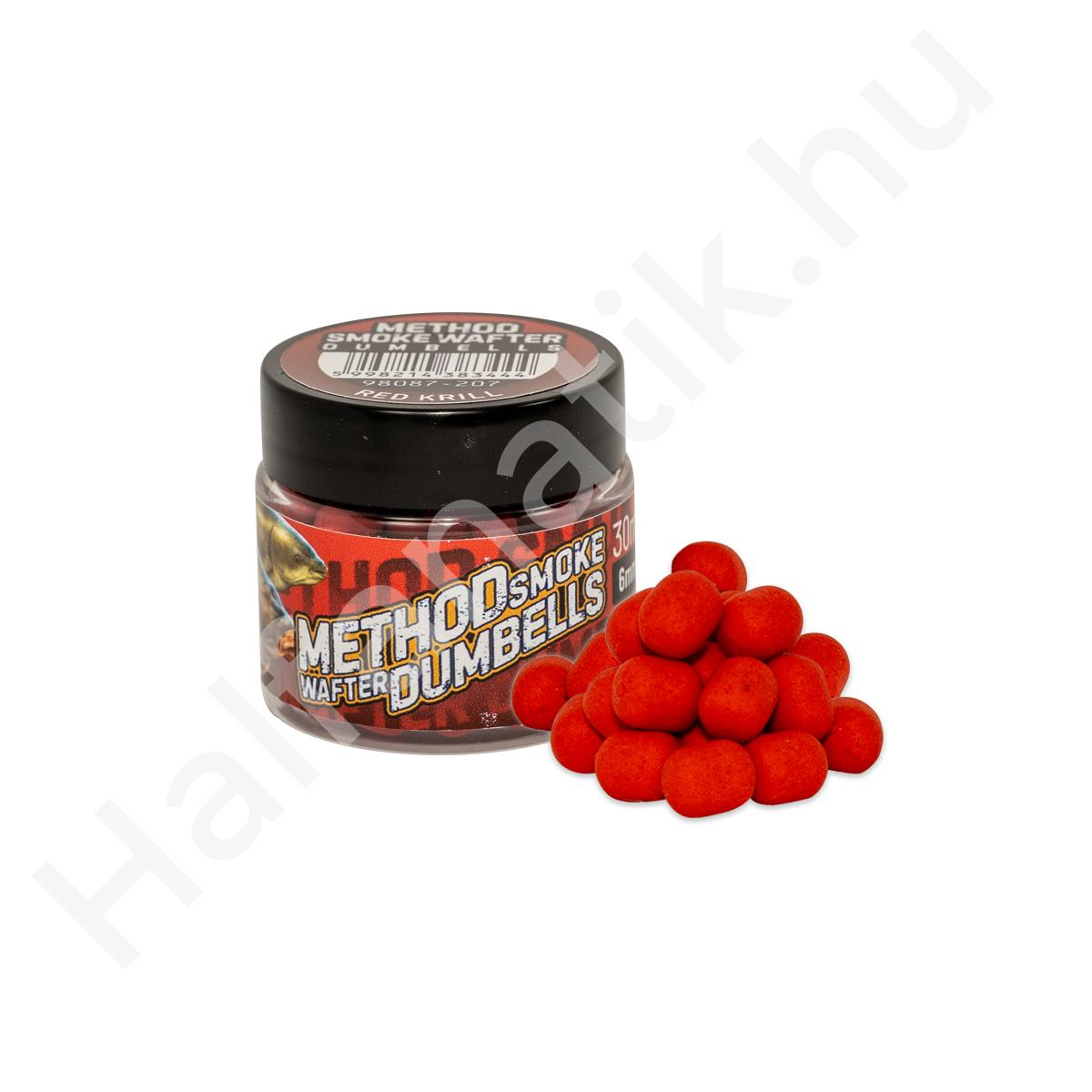 BENZAR MIX METHOD SMOKE VOROS KRILL WAFTER DUMBELLS 6MM